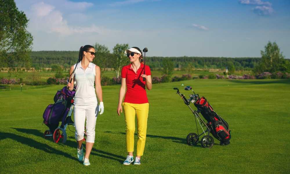 Bag Boy Express DLX Pro Golf Push Cart Review