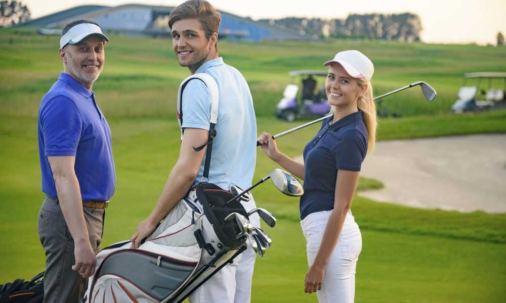 Can College Golfers Use Push Carts