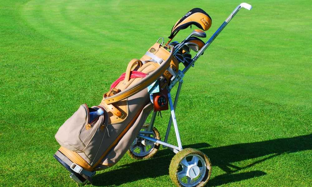 Golf Push Cart Ratings